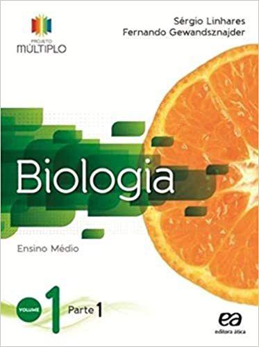 PROJETO MULTIPLO BIOLOGIA VOL.1