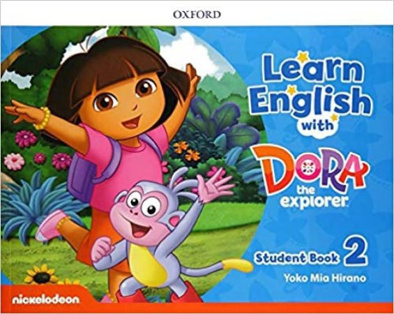 LEARN ENGLISH WITH DORA THE EXPLORE 2