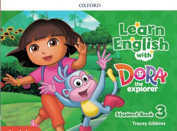 LEARN ENGLISH WITH DORA THE EXPLORE 3