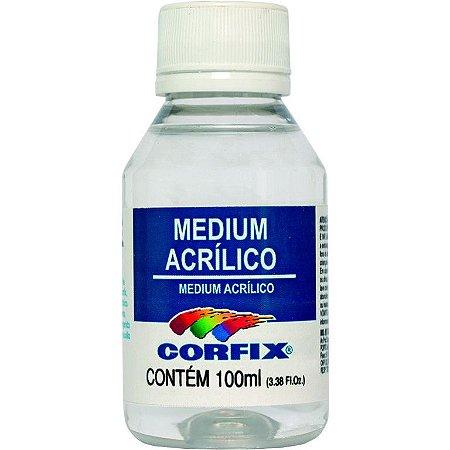 Medium acrílico - 100 ml - Corfix