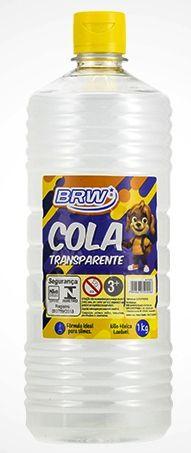 Cola transparente - 1 kg - BRW