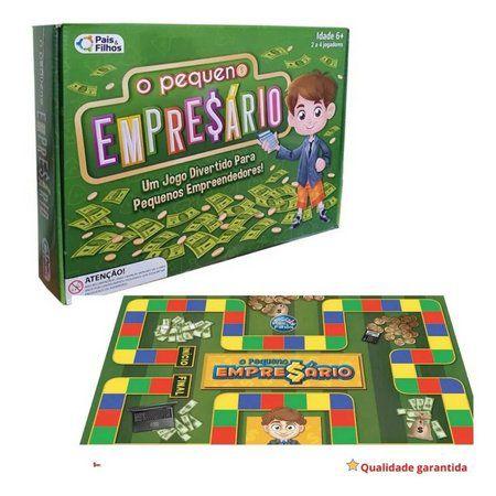 O pequeno empresário - Pais & Filhos