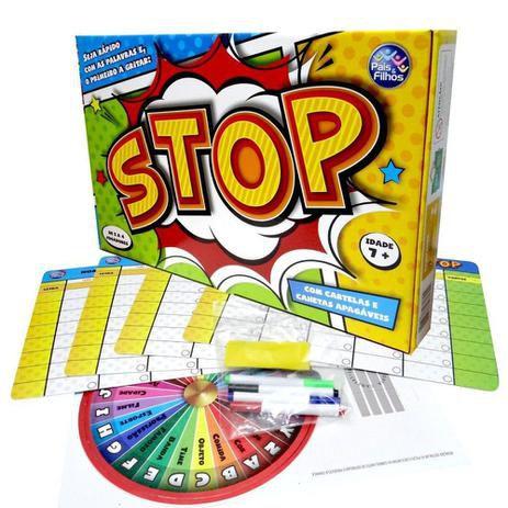 STOP - Pais&Filhos