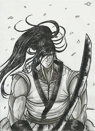 Haohmaru, Samurai Shodown | Fan Art