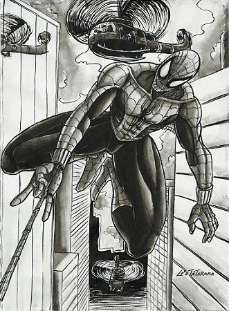 Homem Aranha, Marvel   Fan Art