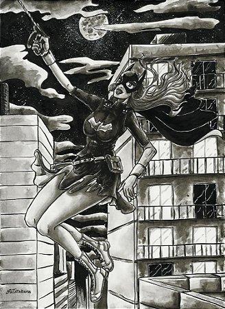 Batgirl, Batman | Fan Art