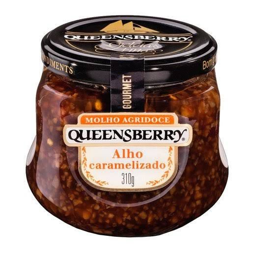 QUEENSBERRY - Alho Caramelizado