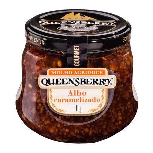 QUEENSBERRY - Alho Caramelizado