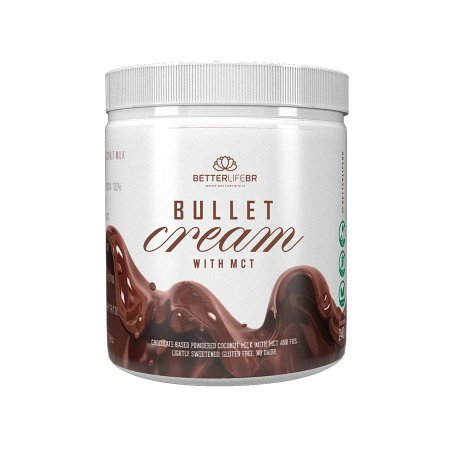 Bullet Cream With Mct 240g - Betterlife