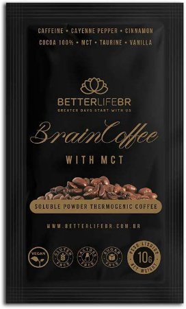 Sachê Brain Coffee 10g