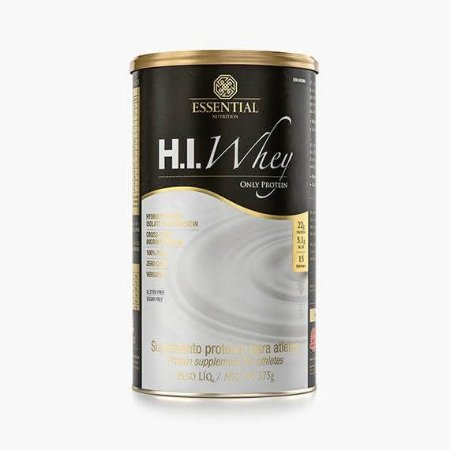H.I Whey 375g (Sem Sabor) - Essential