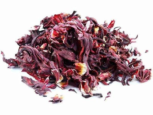 Chá hibisco 100g