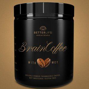 Brain Coffee/MCT