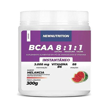 BCAA 8:1:1 Newnutrition Sabor Melancia
