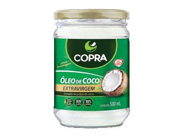 ÓLEO DE COCO EXTRA VIRGEM 500 ML – COPRA
