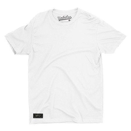 Camiseta Branca Lisa Unibutec