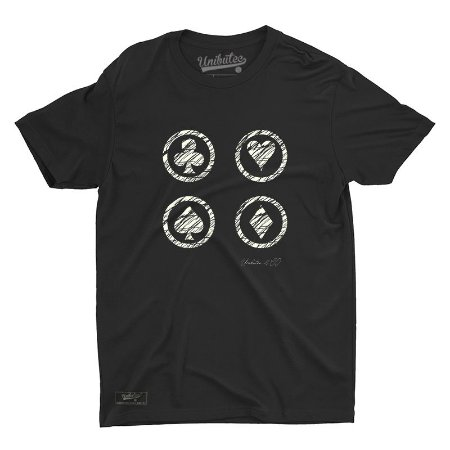 Camiseta Unibutec Hops Naipes
