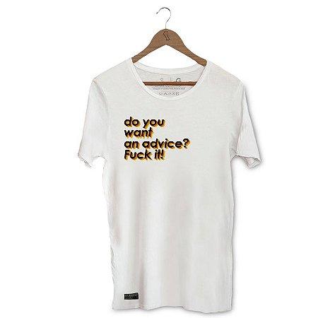 Camiseta Unibutec Basic Fuck It