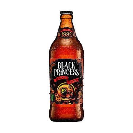 Cerveja Black Princess Back to the Red 600ml