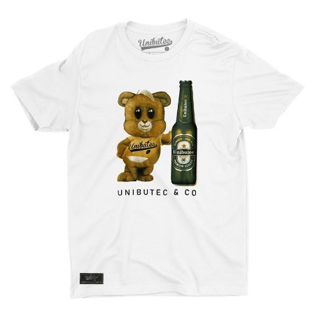 Camiseta Unibutec Jack Bear