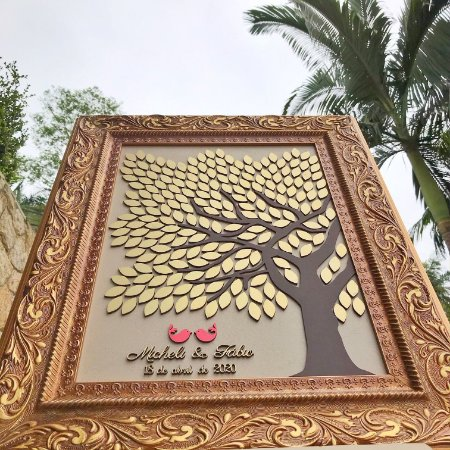 Árvore de assinaturas - 200 folhas