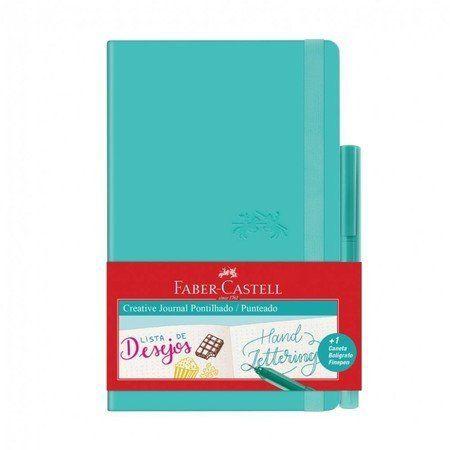 Caderneta Creative Journal Pontilhado - Verde