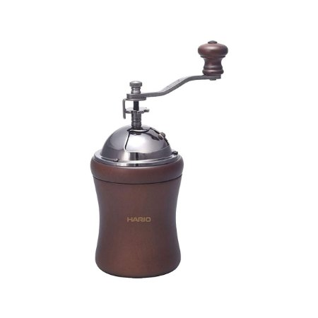 Moedor Manual HARIO Coffee Mill Dome MCD2 Madeira 35g moinho