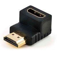 ADAPTADOR HDMI FEMEA + HDMI MACHO 90 GRAUS EMPIRE HF-45 3923#