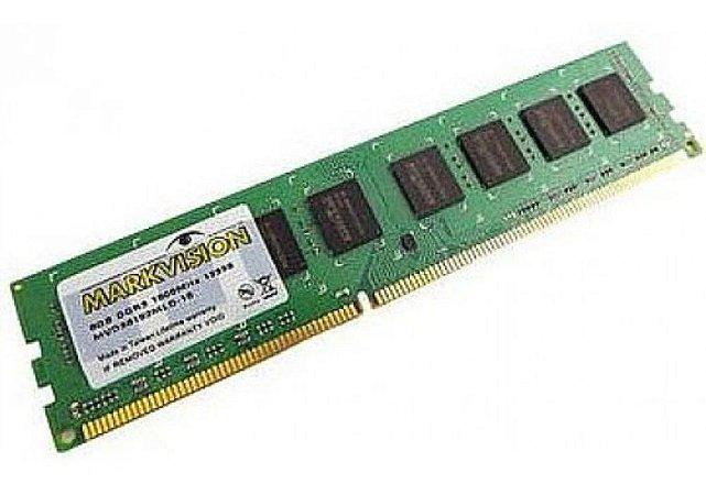 MEMÓRIA DDR3 8GB 1600MHZ MARKVISION @