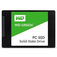HD SSD SATA 120GB WESTERN DIGITAL GREEN WDS120G2G0A@