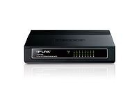 SWITCH REDE 16 PORTAS 10/100MBPS TP-LINK TL-SF1016D@