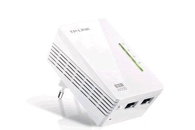 POWERLINE WIRELESS 300MBPS TP-LINK TL-WPA2220 EXTENDER@