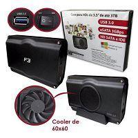 GAVETA HD DESKTOP USB 3.0 3TB F3393U3.0 47