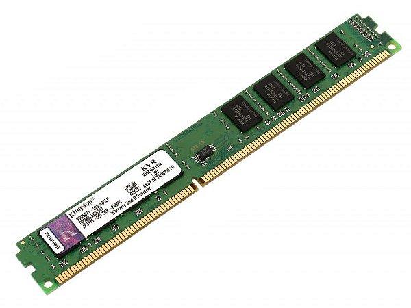 MEMÓRIA DDR3 4GB 1600MHZ KINGSTON