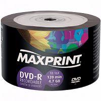 DVD-R LOGO MAXPRINT 50606-6