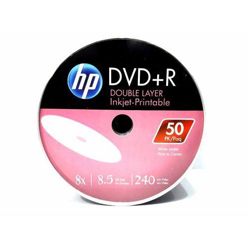 DVD+R DUAL LAYER PRINT HP 2626