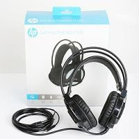 HEADSET P2 GAMER HP GAMING HEADSET H100