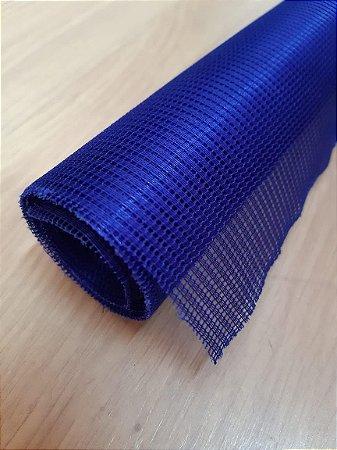 Rolo de Telinha Azul Royal com 0,50 cm x 1,40 M