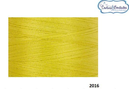 Linha de Bordados Ricamare cone de 4 mil metros O 2016