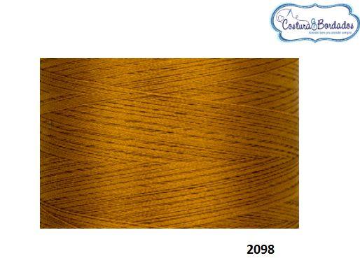 Linha de Bordados Ricamare cone de 4 mil metros K 2098