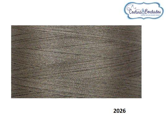 Linha de Bordados Ricamare cone de 4 mil metros Q 2026
