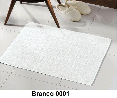 Toalha para piso Felpudo Royal BRANCO