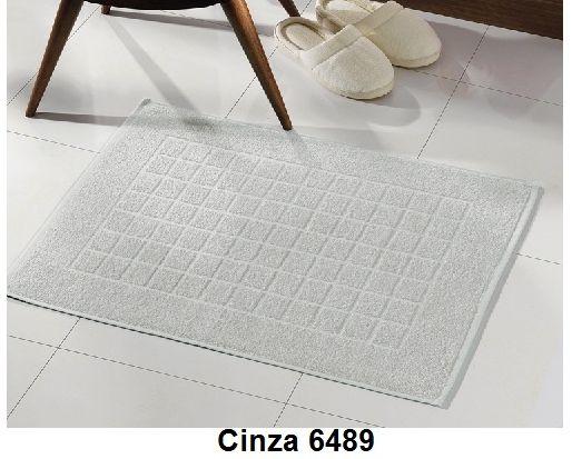 Toalha para piso Felpudo Royal CINZA