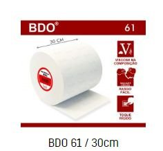 Entretela rasgável rolo com 100 metros de 30cm BDO 61
