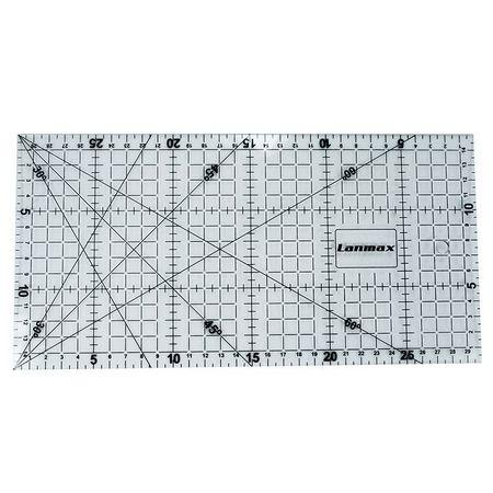 Régua para Patchwork LANMAX 15x30 cm