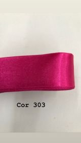 Fita de cetim Numero 3 progresso CF003 COR 303 PINK