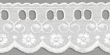 Passa Fita – PP057-050 (Novo) - Passa Fita: 65/35 largura 5 cm Cor Branca