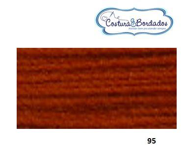 Linha de Costura cone com 1500 jardas POLYCRON- A 95