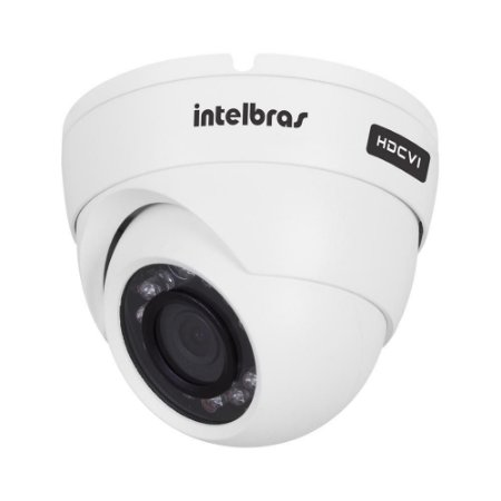 Câmera Intelbras Dome VHD 3120 D G4 Multi HD (1.0MP | 720p | 2.8mm | Metal)