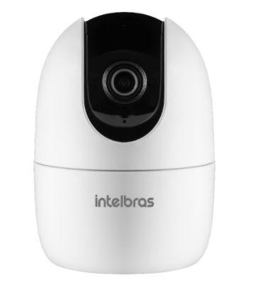 Câmera Intelbras S/ Fio IP Mibo IM4